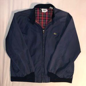 Vintage IZOD Lacoste Bomber Jacket